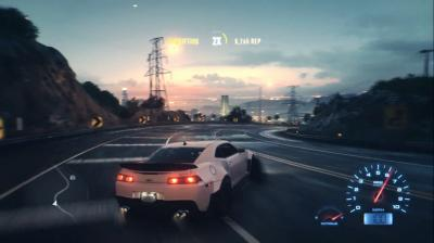 Need for speed 2015 chevrolet camaro