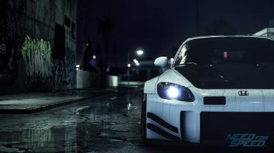 Need for speed 2015 honda s2000