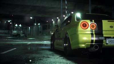 Need for speed 2015 nissan skyline gt r v spec